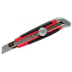 Нож широкий (18мм) с выдвижным лезвием