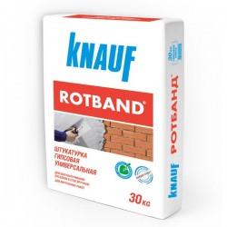 Штукатурка KNAUF КНАУФ-Ротбанд, 30 кг