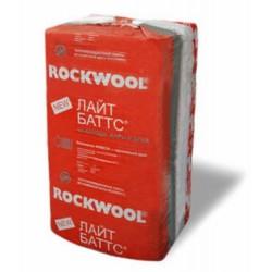 Роквул (ЛАЙТ БАТТС,1000х600х50 мм, в упак. 10 шт/ 6 м2/0.3 м3)