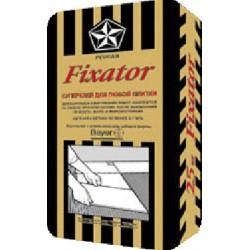 Плиточный клей Русеан Fixator/Фиксатор 25кг