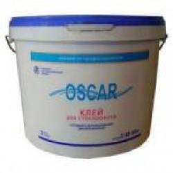 """Клей для стеклообоев """"Oscar"""", готовый, ведро 10кг"""
