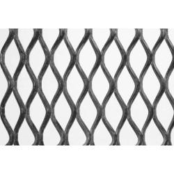 Сетка рубленная (Просечно-вытяжная) тонкая 1м.х8м.