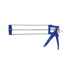 Пистолет скелетный металлический для герметиков